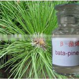 Best Natural Beta-pinene price or named B-pinene , Aromatic Oil in bulk sale