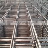 Welded galvanized wire mesh panel for Gabion / Military barrier mesh price/ welded Gabion panel factory with advanced machine