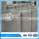 Galvanized Hesco Barriers/HESCO Bastion/Gabion Wall