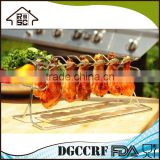 Strict Quality Control Manufacturer Easy Coolapsible Chicken Rack Outdoor Barbecue Grill