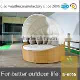 2013 newest high quality wholesale beach lounge chair with tent canopy
