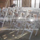 wooden banquet high folding chair for sales