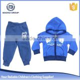 New style wholesale baby boy clothes winter set sweater design organic onesie cloth