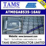 ATMEL - ATMEGA8535-16AU - 8-bit Microcontrolle with 8K Bytes In-System Programmable Flash