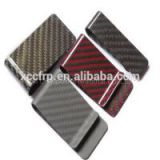 Real carbon fiber cash/wallet/purse/money clips for sale