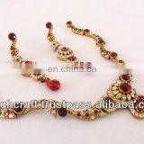 Wholesale Victorian jewelry-Victorian diamond jewelry sets-Victorian necklace set-Online Indian imitation jewelry lot