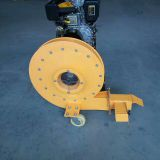 For Inflatables Fcf-450 Gas Powered Blower Mulcher