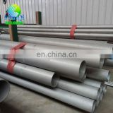 Thin wall large diameter tube 304 unit weight u bend stainless steel pipe