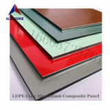 Factory Wholesale High Light Non Toxic Aluminum Composite Acp Design Sheet