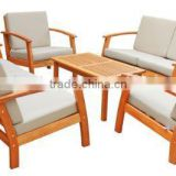 High Quality - outdoor sofa furniture set with cushion - best selling products - vietnam outdoor export products