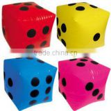 Set Inflatable Dice Soft Cubes Dot Dice Outdoor Indoor Toy Party Supply Favor Promotional-site Props Children Toy