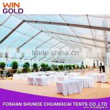 New design transparent marquee party wedding tent for outdoor activity