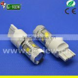 High power 30W 12V CE Rosh certificated Automotive LED Bulb,Car LED Lamp, light led bulbs 7440 7443