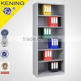 Steel Open shelf file cabinet /document cabinet /storage cabinet without Door