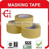 Automobile Spray Painting Masking Tape with High Temperature Resistance