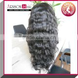 2015 New products 7A natural looking brazilian human hair wig cheap brazilian human hair wig