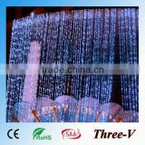 10*3M 1000LEDs CE ROHS SAA approved LED holiday Christams hotel stage party decoration curtain light 220V/110V