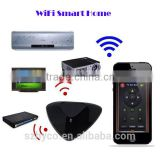 2014 hot selling WIFI home control system for villa / home / WIFI control switch for appliances via ipad / iphone amd android