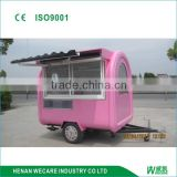 factory price. snack customized Multi-Functional fast mobile food truck