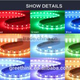 Addressable IR remote control RGB 5050 SMD flexible led strip light 30/60 leds                                                                         Quality Choice
