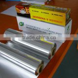 silver hairdressing foil roll factory price pre-cut aluminum foil sheet for hairdressing salon foil for hair