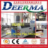 Used PVC Pipe Line Sale/pvc pipe manufacturing machinery plastic cup making machine price