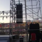 Clear speaker system 8 Inch line array tower