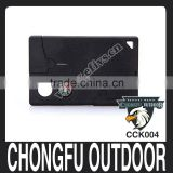 2016 new outdoor camping multi tool credit card survival                                                                         Quality Choice