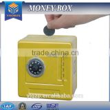 Christmas Occasion and Holiday Decoration & Gift Use gold bar coin box money safe box