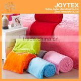 2014 hot super soft solid color carving fleece flannel blanket/mora blanket spain                                                                         Quality Choice