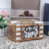 W14112-1 deep drawer picture photo jewelry box photo frame