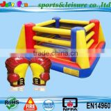 2015 hot inflatable wrestling ring,interactive sports game