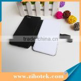 Hot selling sublimation wallet leather cover case for iphone 6/6s
