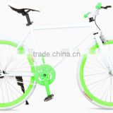 24 inch fixie bike / single speed bikes / bike fixed gear / aluminum alloy bicycle frame