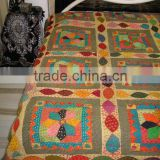Manufacturers of embroidered wholesale bed spreads
