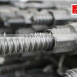 high tensile strength frp rock bolt made of plastic and metal