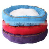 Popular foldable orthopedic pet bed for small dog