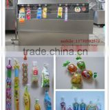preformed or shaped little liquid rice milk tubes/pouch filling and sealing packaging machine