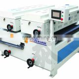 MDF curtain coating machine