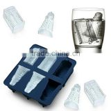 New Doctor Who Cocktails Silicone Ice Cube Tray Candy Chocolate Baking Molds diy Bar Party Drink SQ260