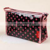 Promotional Cosmetic bag Korean Clutch Bag Kit for Travel