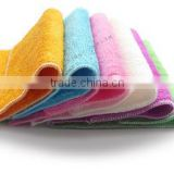 bamboo microfiber cleaning dish towel