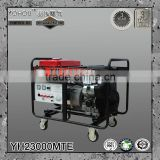 China electric generator factory selling small power and large power ac gasoline generators and diesel generators