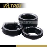 Viltrox Macro Extension Tube Set for Canon EF Lens with for Macro Shooting Auto Focus AF