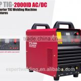 Special for aluminum used ac dc welding machine