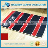 Printed Customized Entrance Logo Nylon Mats                                                                         Quality Choice