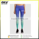 workout pants Fitness apparel sexy mesh panel custom women yoga fitness leggings                                                                         Quality Choice
