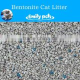 Factory wholesale irregular clumping bentonite clay cat sand