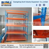 CE Q235B Storage Heavy Duty Bolted Steel Shelving