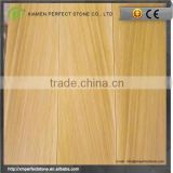 Yellow Teakwood Sandstone,China Yellow Sandstone Floor /Tile Home Decorate                                                                         Quality Choice